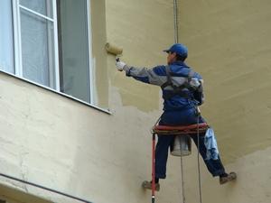 Мелкий ремонт фасадов