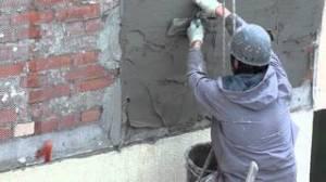Фасадные штукатурные работы обходятся дешевле