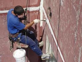 Герметизация с предварительной разборкой и ремонтом стыка