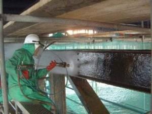 Гидроструйная очистка трубопроводов