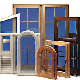 Деревянные или металлопластиковые окна